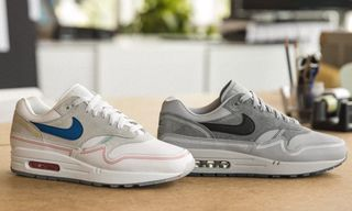"Nike Celebrates Paris Landmarks With Air Max 1 ""By Day/By Night"" Pack"