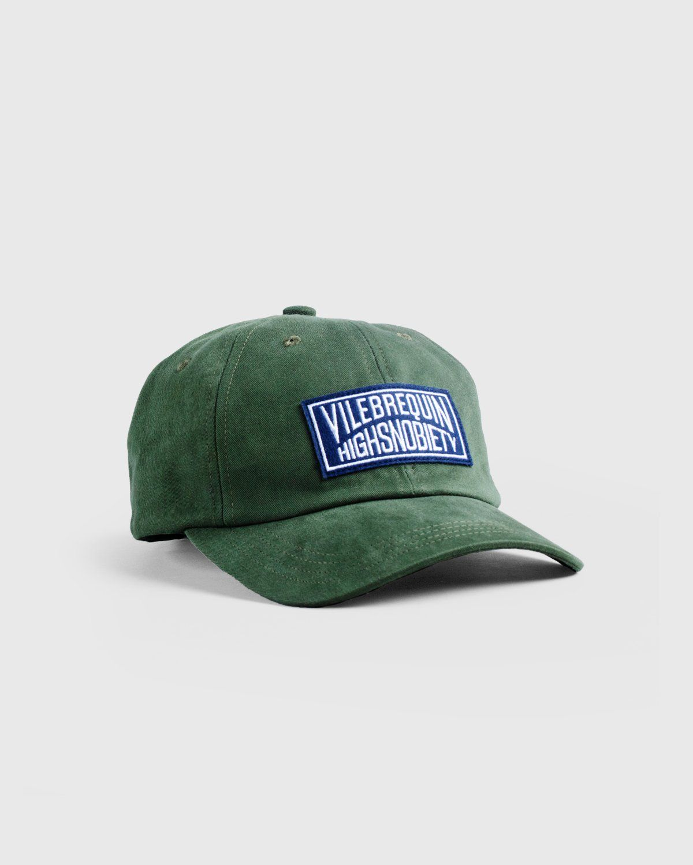 Vilebrequin x Highsnobiety — Logo Cap Khaki - Image 2