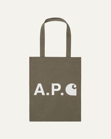A.P.C. x Carhartt WIP - Alan Tote