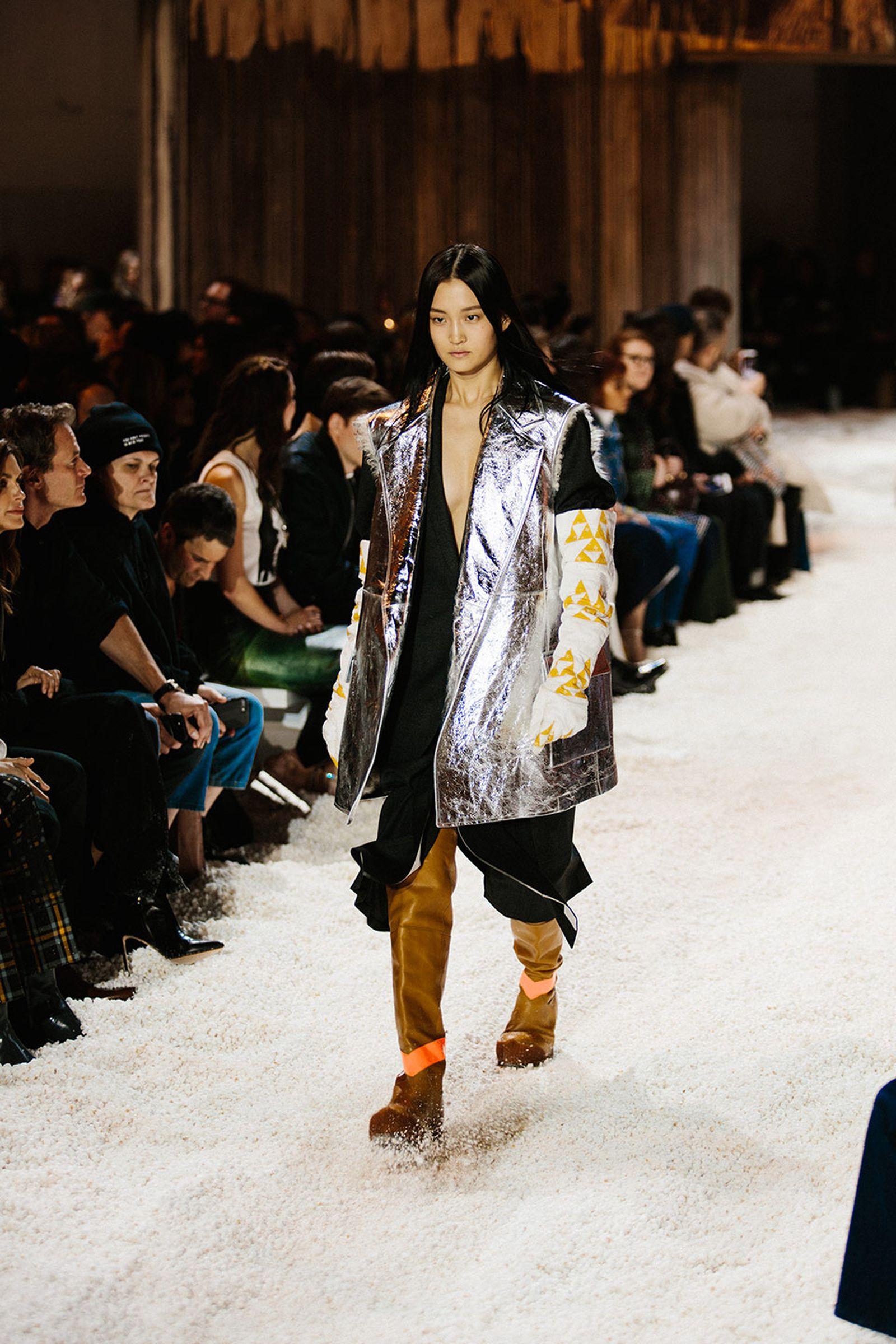 Calvin Klein Fall Winter 2018 Highsnobiety NYFW Raf Simons fashion shows runway