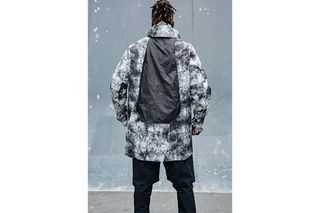 adidas and GORE TEX Drop a Packable, Winter Camouflage