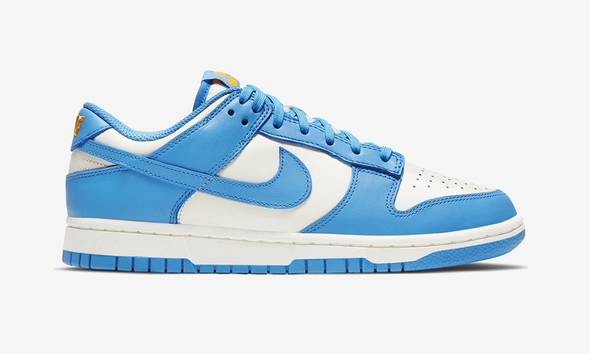 """Indica erupción Rey Lear  Nike Dunk Low """"UCLA"""": Official Info & Where to Buy In Europe Today"""