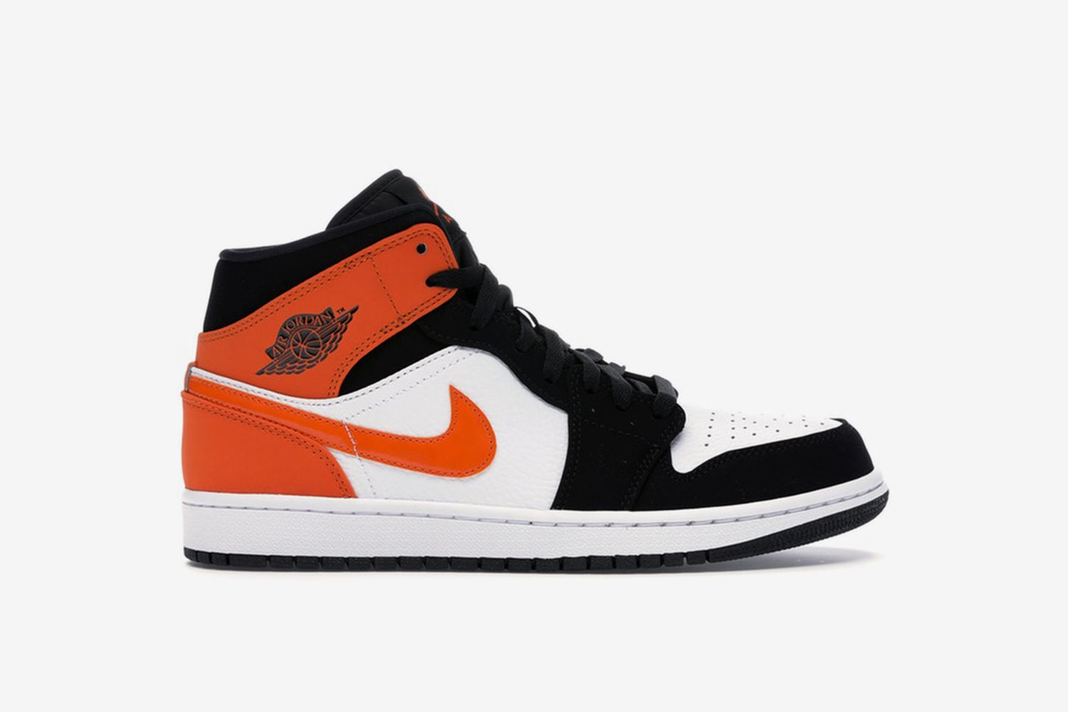 "Air Jordan 1 Mid ""Shattered Backboard"""