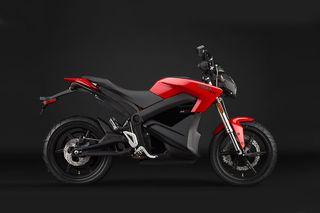 Zero Motorcycles 2017 Sr Electric Motorcycle