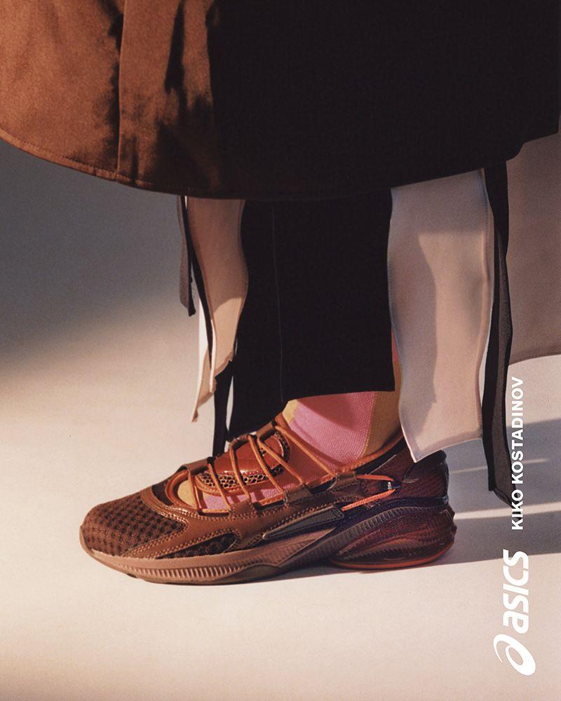 ASICS & Kiko Kostadinov Unveil Their Latest Hybrid Sneaker 15
