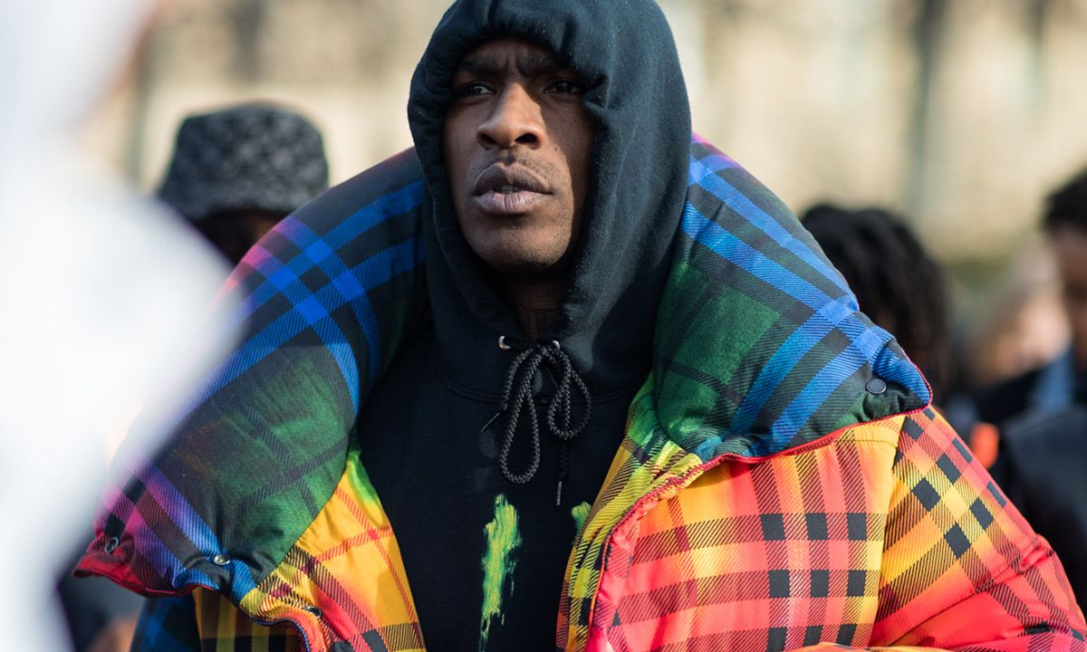 Burberry's Relationship With Hip-Hop: A Deep Dive
