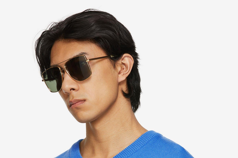 Dempsey Aviator Sunglasses