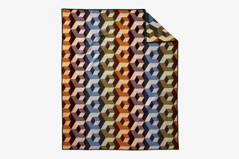 Infinite Steps Blanket