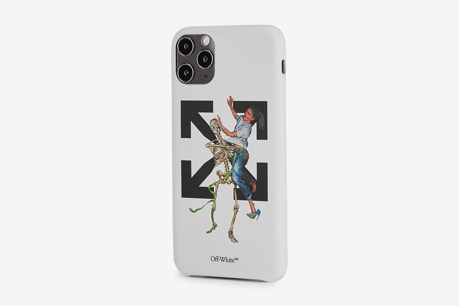Pascal Skeleton Printed IPhone 11 Pro Max Case