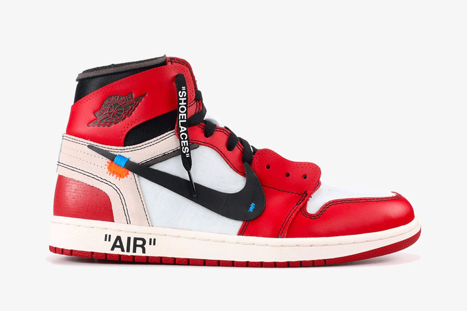 You Can Buy Off-White™ and fragment 1s at One Block Down Today