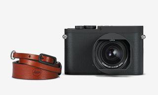 Leica Launches $4,995 Matte Black Q-P Camera