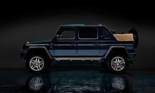 Drake Just Bought This Insane Mercedes-Maybach G 650 Landaulet