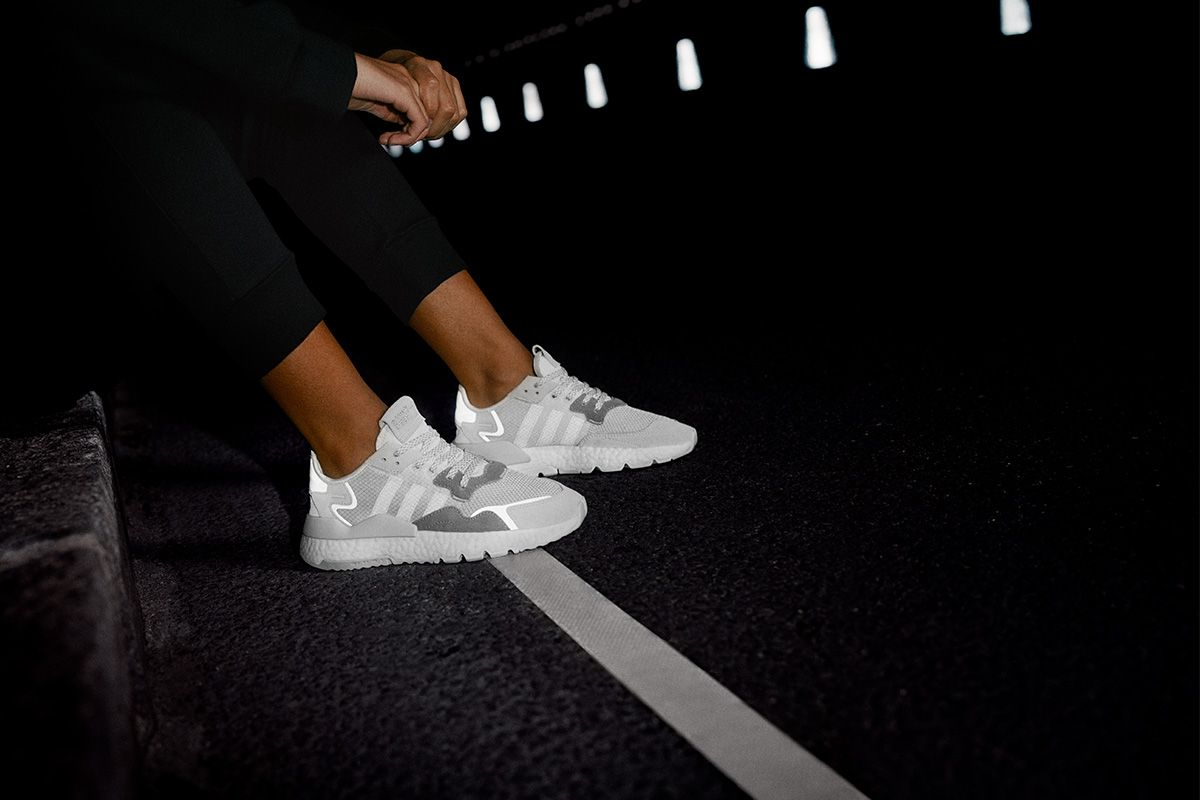 The Adidas Nite Jogger Was Designed for After Dark—but It'll