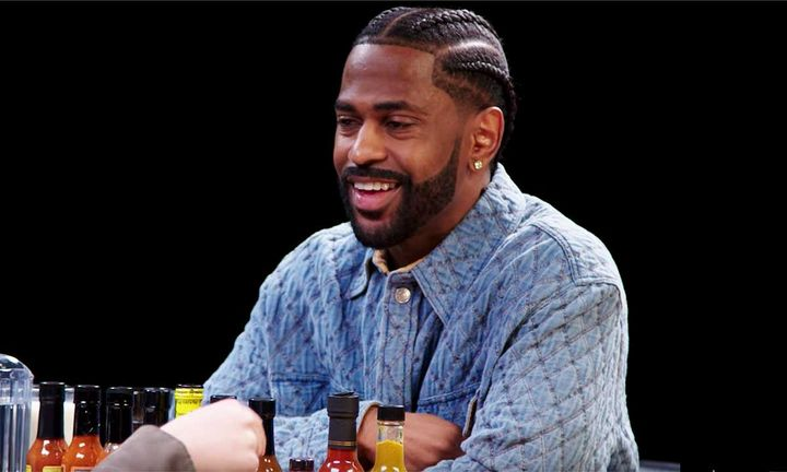 Big Sean's Hot Ones episode