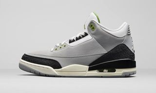 "324dbeb0cc19c5 The Air Jordan 3 ""Chlorophyll"" Drops Today   038  Here s Where You"