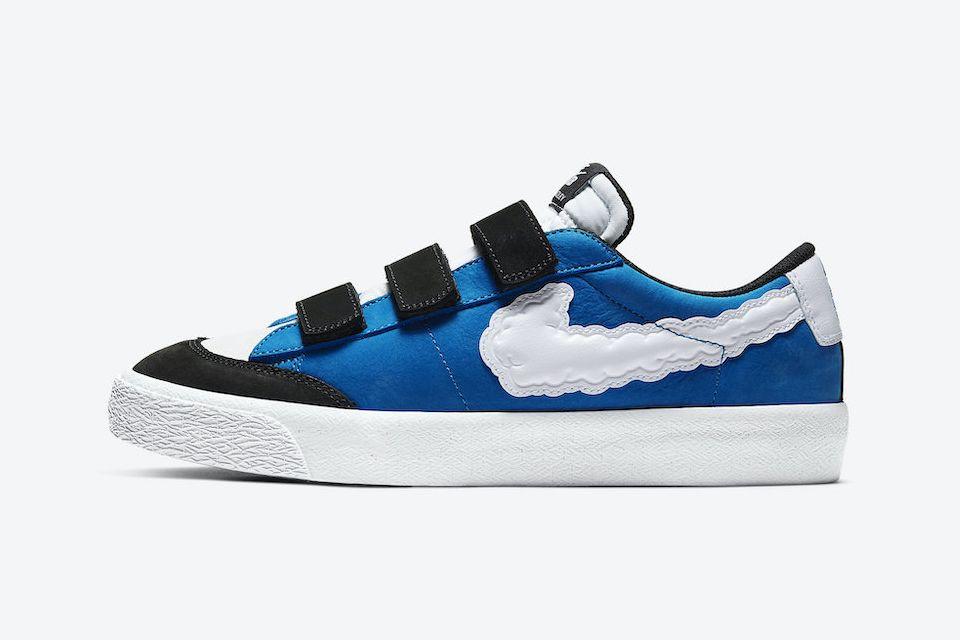 "Nike SB Blazer ""Kevin & Hell"""