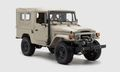These Restored 1970 Toyota Land Cruiser G40s Are Selling for $200,000