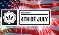 The Weekly Outfit: 4th of July