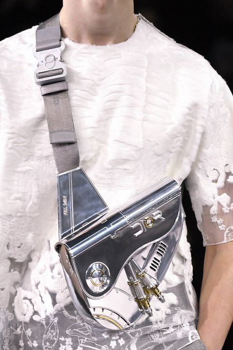 Dior X Sorayama Saddle Bag Why It S Easily Worth 30 000