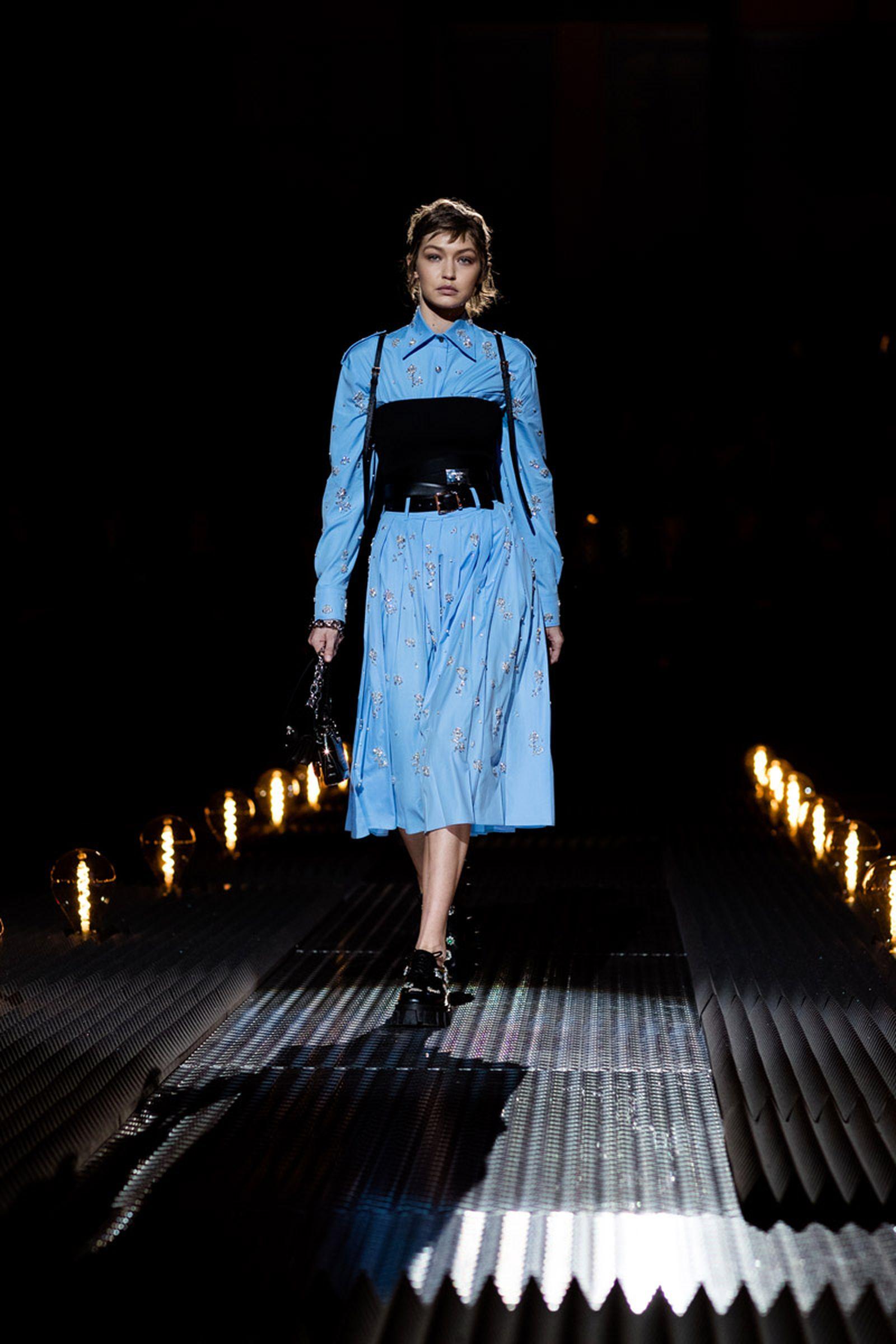 12prada fw19 milan fashion week rumway runway
