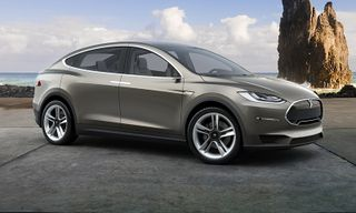 Tesla Model X to Arrive in September According to Elon Musk