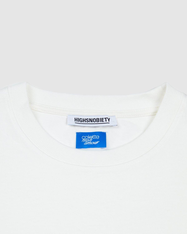 Colette Mon Amour - City Series T-Shirt White - Image 3