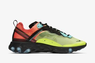 a6c020d165e One of the Most Striking Nike React Element 87 Colorways Yet Is Dropping  Today. By Fabian Gorsler in Sneakers  Jan 29