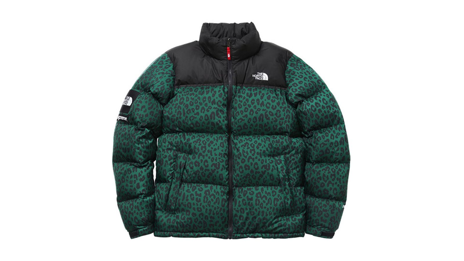 supreme x the north face history fw11