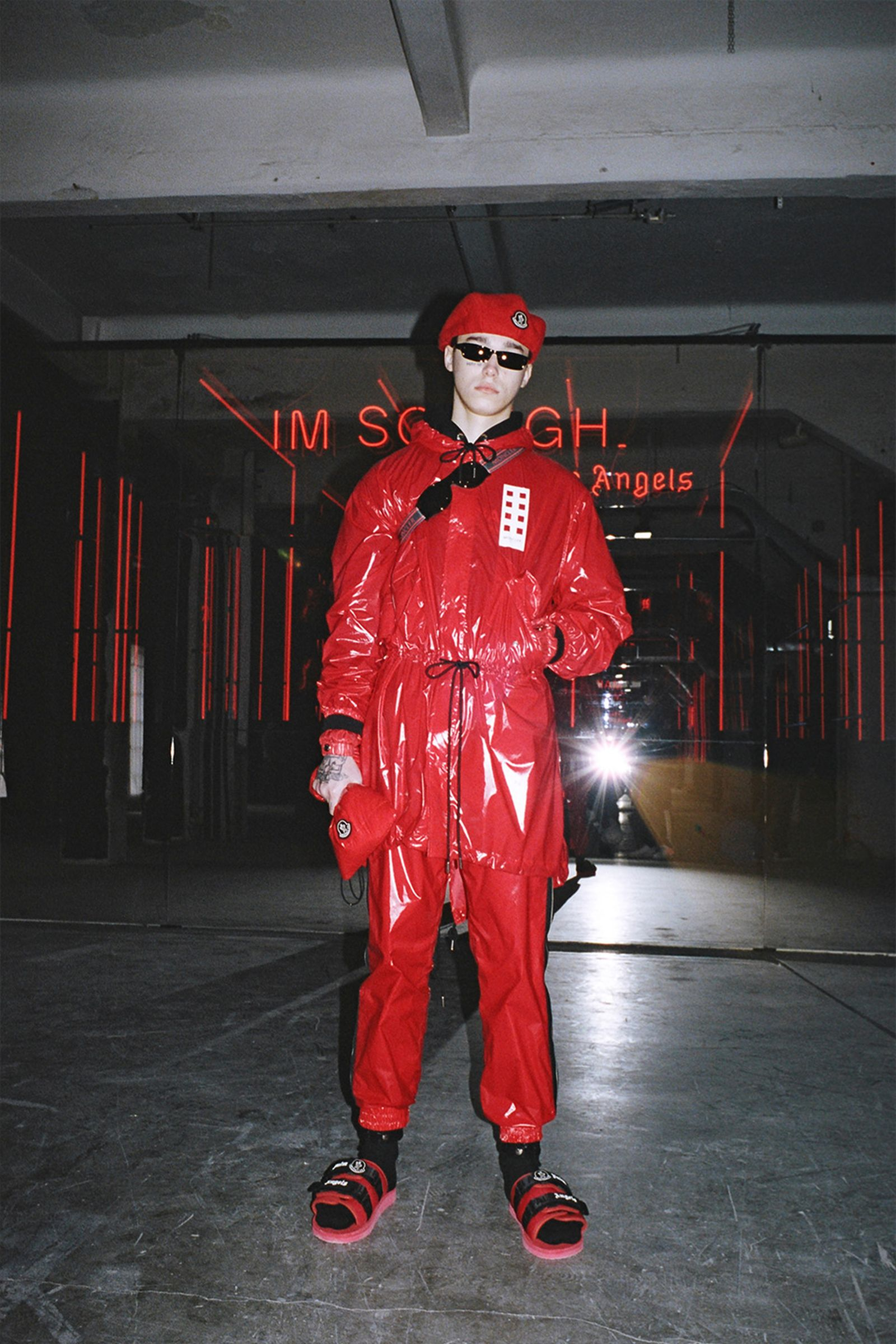 moncler palm angels ss19 Francesco Ragazzi
