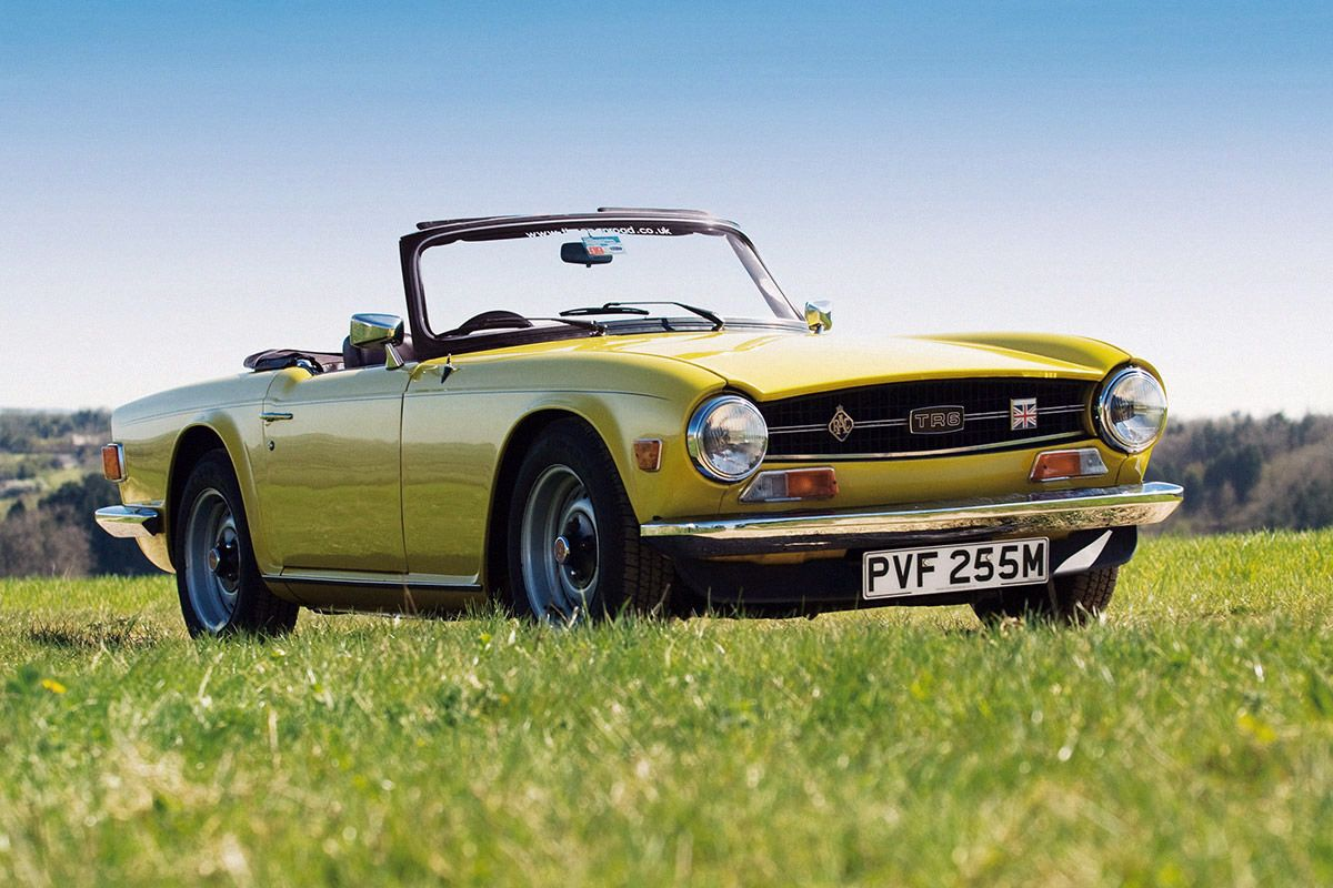 Best Vintage Cars The Ultimate