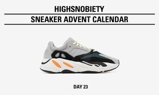 Win the adidas Originals YEEZY Boost 700 Wave Rider in Today's Highsnobiety Advent Calendar