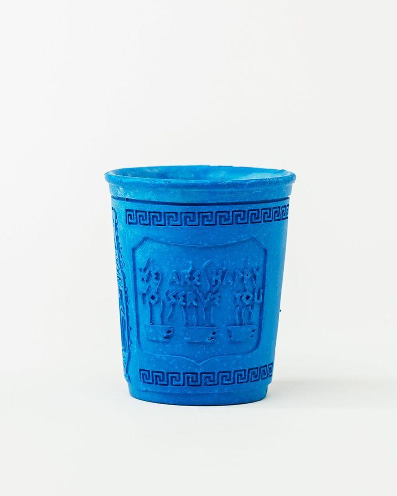 Planter - Blue