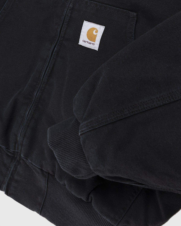 Carhartt WIP – OG Active Jacket Black - Image 5