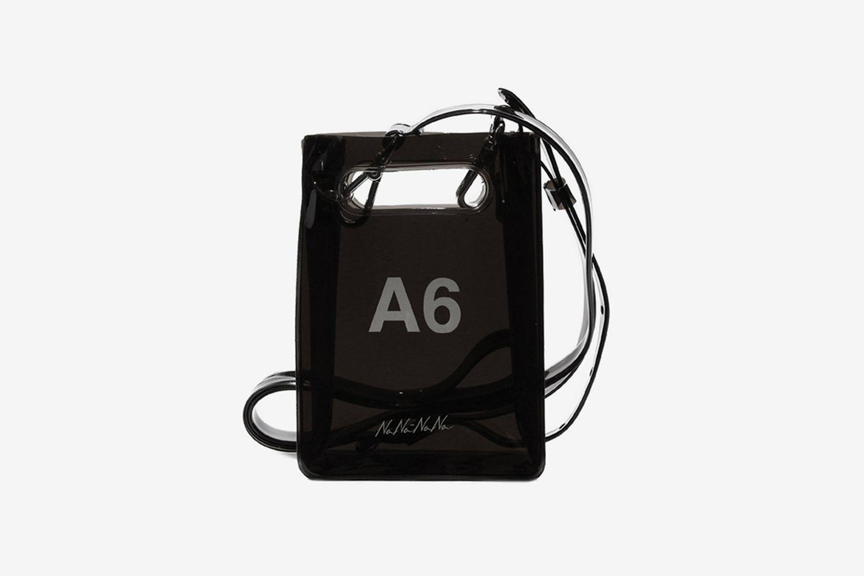 A6 Transparent Bag