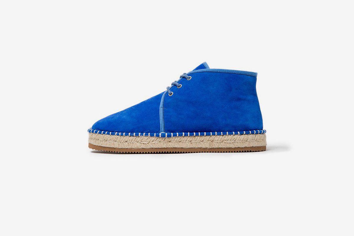 Suicoke Joins nonnative for a Non-Sandal Footwear Collab