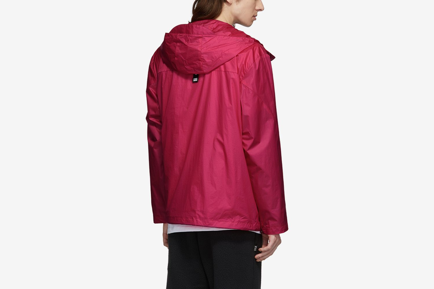 Ripstop Hooded Jacket