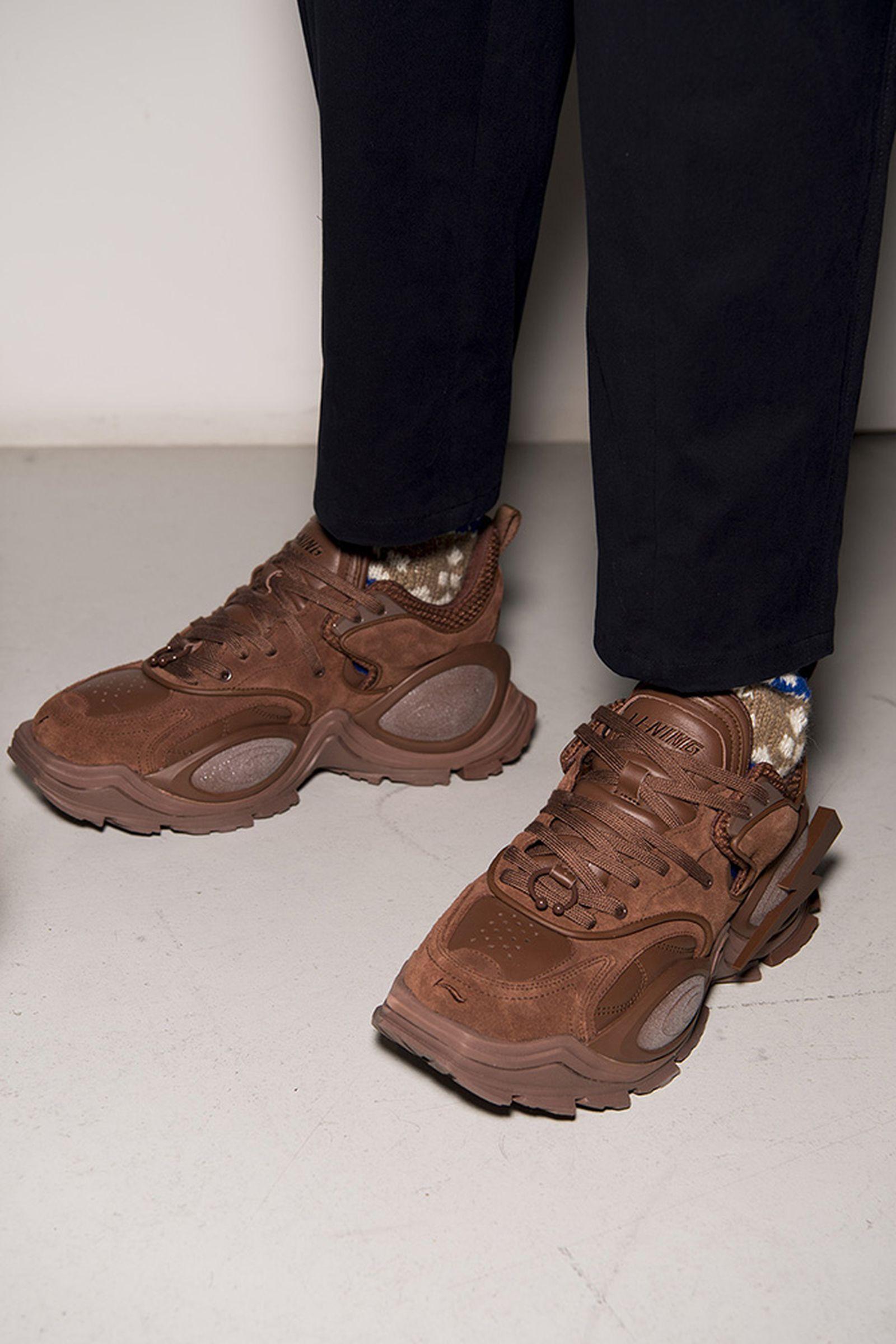 Neil Barrett x Li-Ning FW20 sneakers