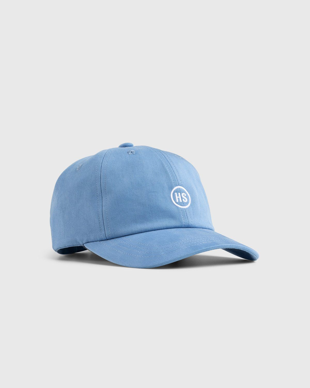 Highsnobiety – Baseball Cap Blue - Image 1