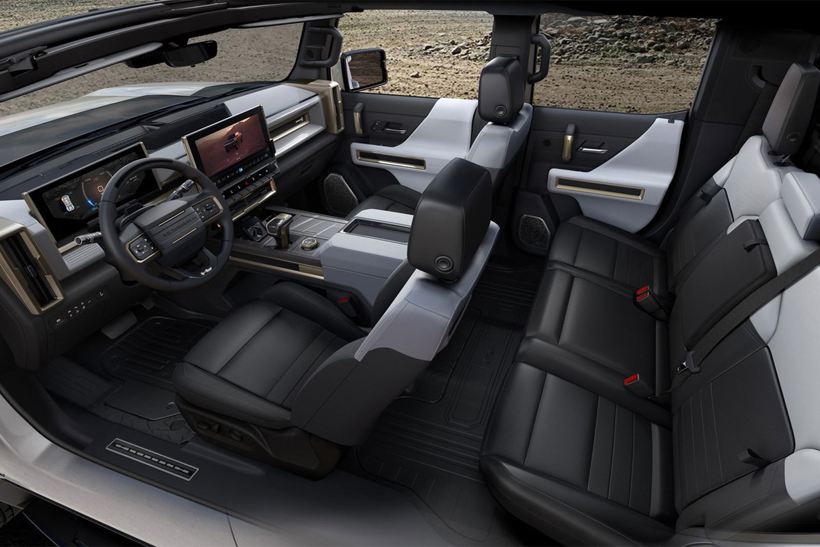 GMC 2022 Hummer EV