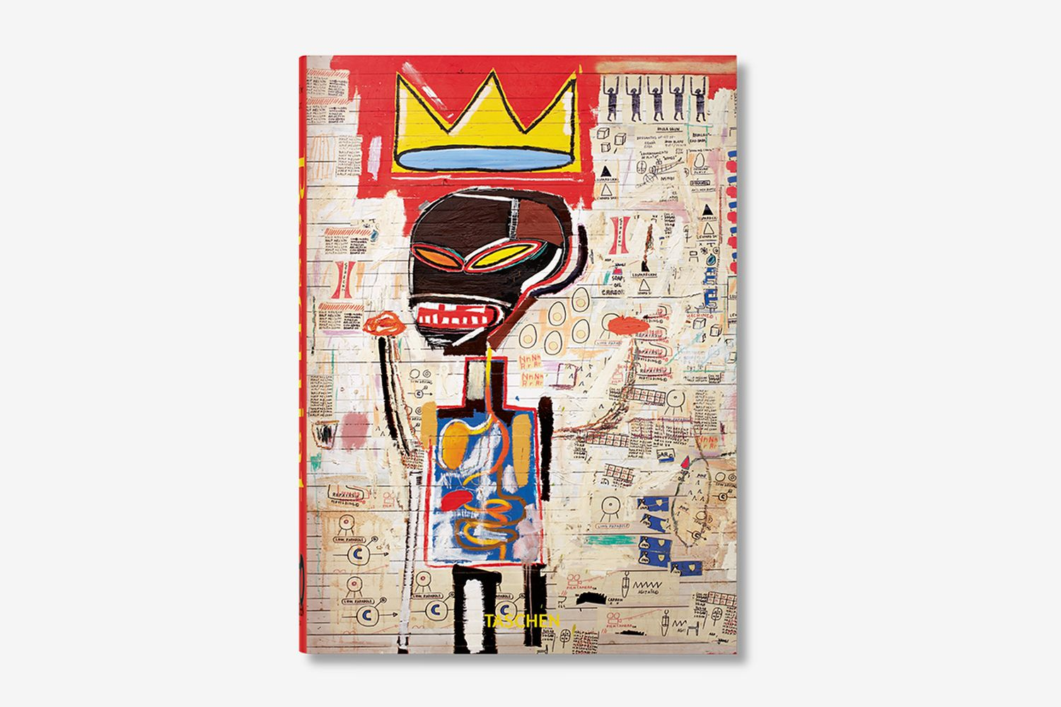 Basquiat - 40th Anniversary Edition By Eleanor Nairne