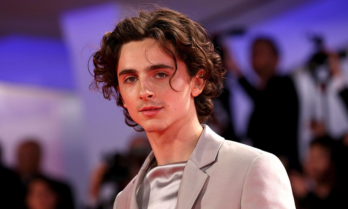 Timothée Chalamet Shows Everyone How Tailoring Is Done in 2019 at Venice Film Festival