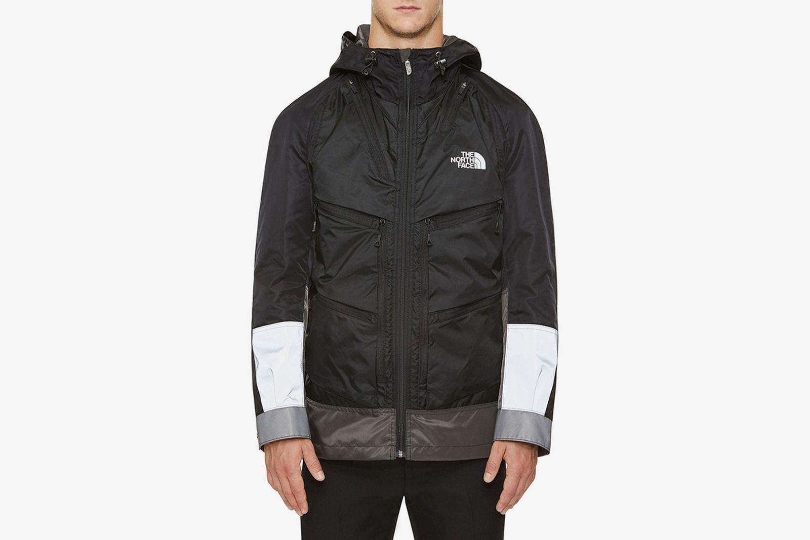 the north face trail pack jacket junya watanabe