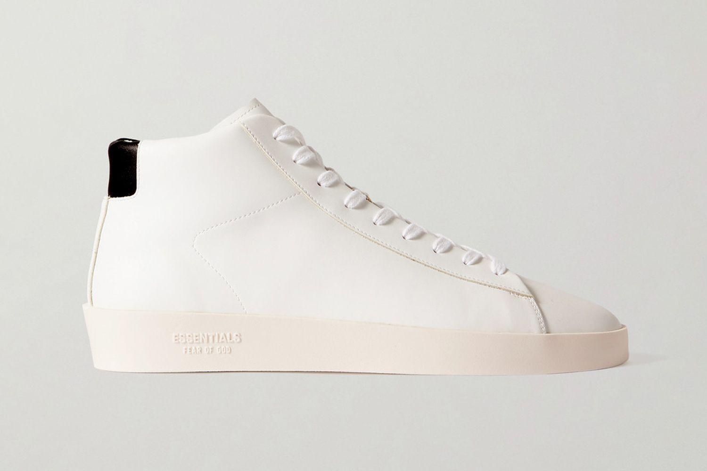 Tennis Sneakers Mid
