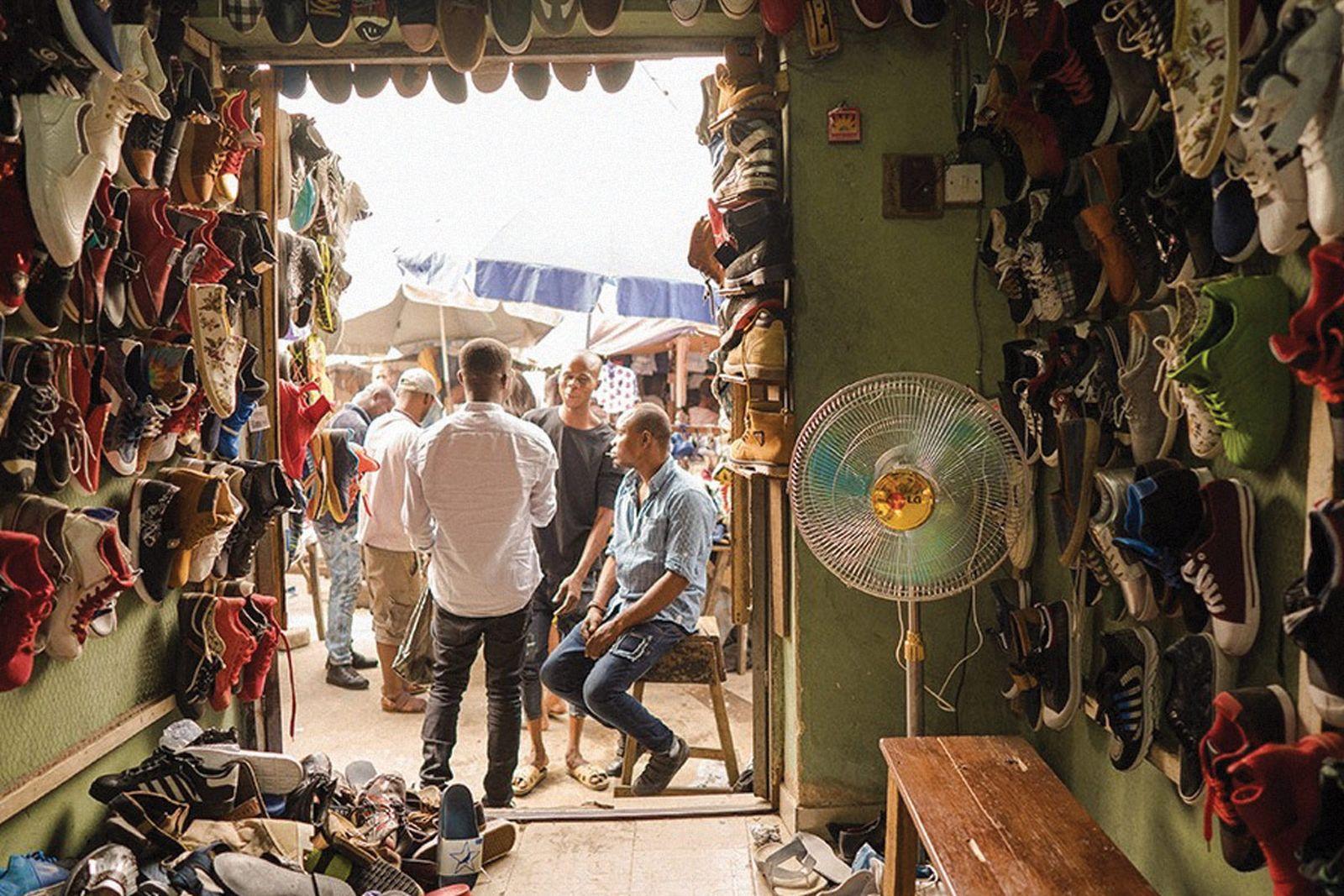 counterfeiting good fashion knock-offs