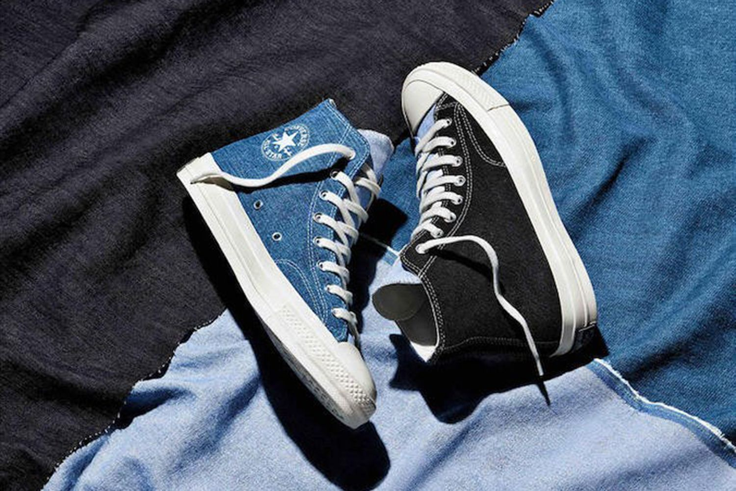 """Renew Denim"" Chuck 70 High"