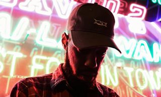 """The Decades Shoot Neon-Filled Fall/Winter 2015 """"Late Night"""" Lookbook"""