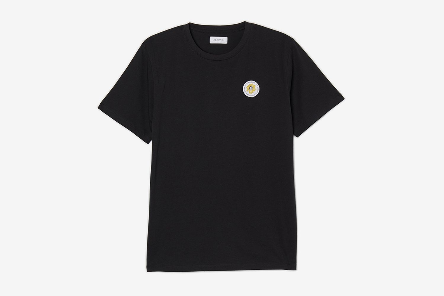 Daisy Patch Short Sleeve T-Shirt