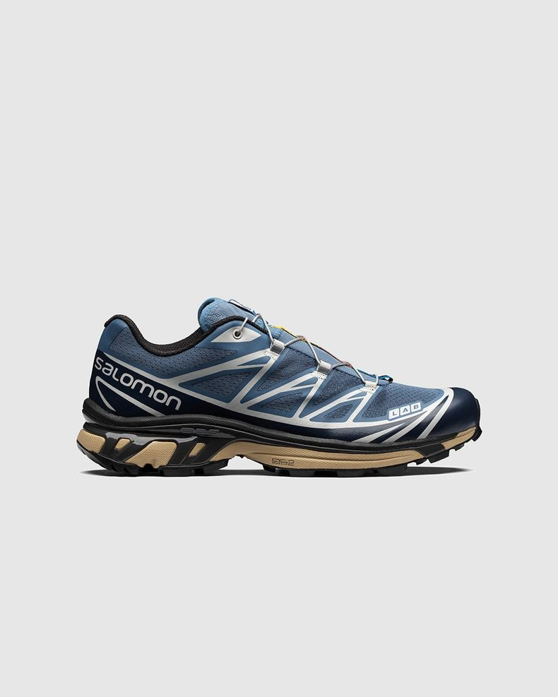 Salomon - XT-6 ADVANCED - Copen Blue/Mood Indigo/Lunar Rock