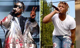 Future & Juice WRLD Link up for New Mixtape 'WRLD on Drugs'