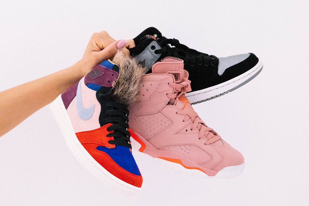 Here's Where to Shop Aleali May's Flawless Sneaker Rotation 3